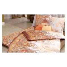 Kunstvolle Bettwäsche mit Mako-Satin Oberfläche: ein Hingucker von ESTELLA