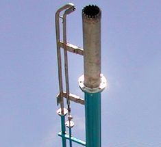 Flare stacks are used to burn gases to ensure no harmful chemicals are released into the environment. This is why the safe operation of the flaring system is essential. Hydrogen Sulfide, High Tension, Ignition System, Crude Oil, Oil And Gas, Ultra Violet, Flare, Environment