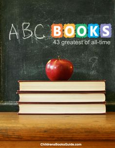 43 Greatest ABC Books of All-Time.