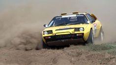 No big deal, just a rally Lamborghini coming through.......WAIT WAAAT??!!!