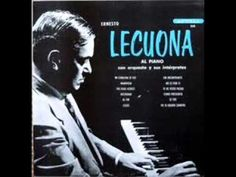 """1. Malaguena  2. Andalucia (3:13)  from """"Andalucia"""" (Suite Espanola)    recorded in 1954"""