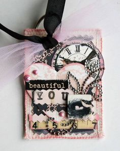 Very Pretty... Not sure if it's a mini album or a tag, but I'm on my way to see :)
