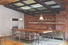 Industrial Tribeca Loft