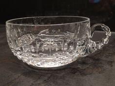 5 Coupelles Cristal Saint Louis Tommy Saint Louis, Saints, Mugs, Crystal, Tumblers, Mug, Cups