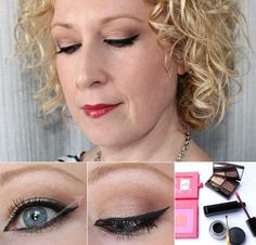 12 Beauty Panel tips on how to apply cat-eye liner http://www.fashionmagazine.com/blogs/beauty/2013/03/28/how-to-do-cat-eye-liner-makeup-tutorial/
