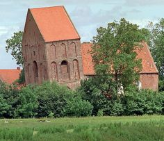 """currently, the northern german town of suurhusen holds the guinness world record for """"furthest leaning tower."""" at 27.32 meters (89.6-feet) tall, the church tower slants at an angle of 5.19 degrees, well ahead of its cousin in pisa."""