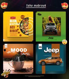 Web Design, Graphic Design Art, Social Media Ad, Social Media Design, Instagram Banner, Flat Design Illustration, Behance, Adobe Photoshop, Flyers