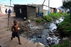 South Africa - Masiphumelele Township