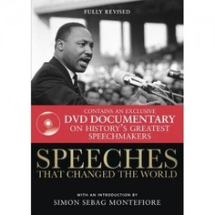 Speeches That Changed The World Book/DVD £9.74