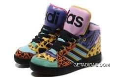 promo code d913f 839dc 2012 Jeremy Scott X Adidas JS Flax Leopard Tongue Couple Shoes Hot Sell  Easy Travel High Grade 365-day Return TopDeals, Price   95.38 - Adidas Shoes ,Adidas ...