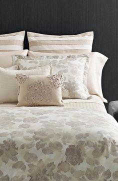 Vera Wang 'Etched Roses' Bedding Collection http://rstyle.me/n/euiwynyg6
