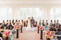 Photography by @Mike Arick | www.mikearickphotography.com | The Veranda | Porte Cochere | Weddings | Veranda Wedding | Huntington Beach | HB Weddings | Orange County Weddings | Wedding Photography | Ceremony