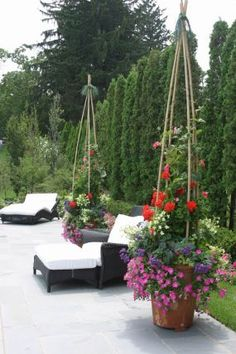 In Michigan--Click through to read more about this garden!