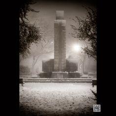 Ref: 12-1116 Jardim José de Lemos em noite de nevãoTodas as...