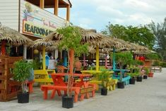 Bahamian food, culture, Fish Fry, The Bahamas Fried Fish, Fish Fry, Bahamian Food, Tiki Hut, Colourful Buildings, Twin Brothers, Spring Has Sprung, Nassau, Best Wordpress Themes