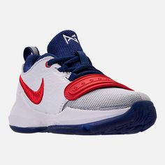 24b9e1854a16 Nike Boys  Preschool PG 1 Basketball Shoes Balenciaga Shoes