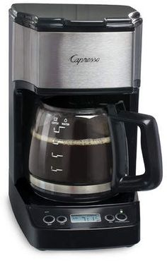 Hamilton Beach 49615c 12 Cup Programmable Coffee Maker Black Coffee