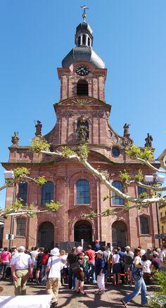 St. Alexanderkirche Rastatt