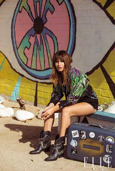 패셔너블 로드 트립 신 | 엘르코리아(ELLE KOREA)