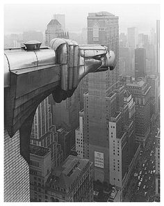 ~ Living a Beautiful Life ~ Art Deco NYC Chrysler Building
