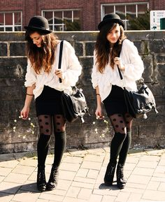 grunge fashion | Tumblr  This is the grunge I could work.