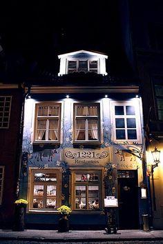 Restaurant in Riga, Latvia