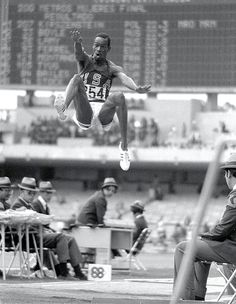 Beamon's long jump record, set in 1968, lasted until 1991