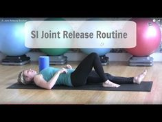 SI Joint Release Routine - YouTube