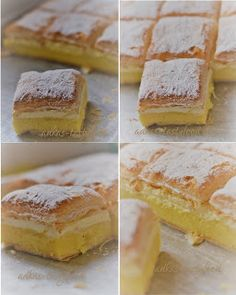 .. chute a vône mojej kuchyne...: Celkom obyčajný krémeš French Toast, Apple Pie, Food And Drink, Breakfast, Desserts, Blog, Basket, Kuchen, Morning Coffee