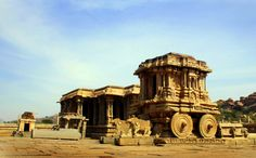 A travel blog from my latest trip to Hampi