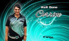 Congratulations Corrine!