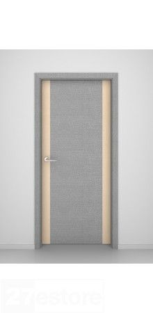 Grey Oak-Bleached Oak Breeze Interior Doors  #oak #door #interior #home