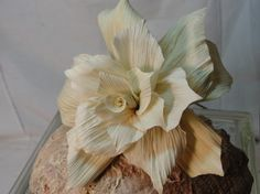 Cornhusk roses...need I say more?