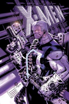 Cable by Chris Bachalo