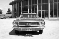 OG | 1964 Ford Mustang Mk1 | Prototype dated Sep. 62