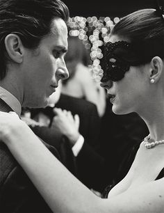 Bruce and Selina/Batman and Catwoman - Christian Bale & Anne Hathaway - The Dark Knight Rises