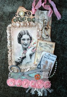 CREATIVITY IS CONTAGIOUS: A PEARL OF A GIRL http://candycreates.blogspot.com/2012/10/a-pearl-of-girl.html