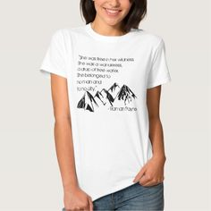 She Was Free In Her Wildness T-Shirt