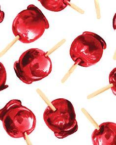 Candy Apples by Benartex Fabrics