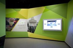 """Discover how your zip code can determine how long and how well you live in the new multimedia exhibit """"Health Happens Here"""" at The California Museum, opening Tues., Oct. 16 at 10:00 a.m. Visit http://www.californiamuseum.org/health-happens-here for more information. Photo by Robert Durell."""