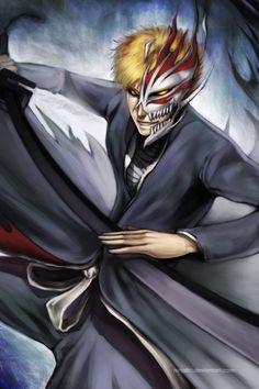 Bankai - Ichigo by Ninjatic.deviantart.com on @deviantART