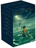 Percy Jackson and the Olympians Hardcover Boxed Set, Books 1-5    I love this series