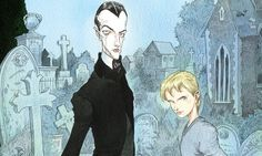From Neil Gaiman's graveyard to JK Rowling's Hogwarts, children's fiction is full of haunted homes. Here's Claire Barker's pick of 10 of the best