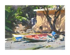 """Andy Evansen.  """"Maunabo Midday"""""""