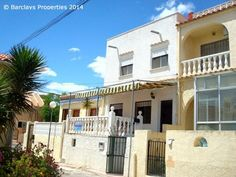 """Property Ref: T3197 A terraced extended model """"Josefina"""" situated in a central part of the Urbanisation, close to all amenities and public swimming pool. The property offers a frontal sun terrace, living room, kitchen, 2 bedrooms, 2 bathrooms, a large sun solarium with lovely views of Guardamar and Orihuela mountain, new floor tiles throughout, aluminium windows, very light and spacious...  Price: 65.000€"""