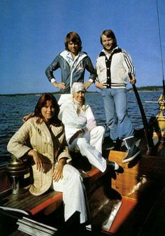 """Anna and Björn bought a summer cottage here in 1971, followed in 1974 by Benny and Frida.  Stikkan bought a house on the island in the early 1970s. The three families spent every free moment in between promotion tours and studio sessions to relax and to work on new songs.  The first Viggsö composing session stock late 1972.Björn and Benny had received an invitation to write an entry for the Swedish melodifestivalen.""""Ring Ring""""was written with piano and guitar in the tiny cottage on the…"""