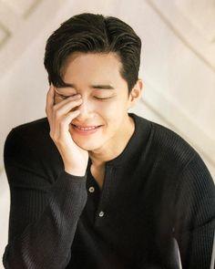 Park Seo Joon Source by nataliarcanjo Korean Male Actors, Handsome Korean Actors, Korean Celebrities, Asian Actors, Song Seung Heon, Kim Woo Bin, Park Seo Joon Instagram, Train To Busan, Joon Park
