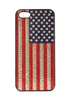 American Flag Phone Case | FOREVER21 #Accessories
