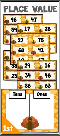 Place Value Worksheets | Pinterest | Summer themes, Place values ...
