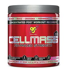 BSN CELLMASS 2.0, Watermelon, 10.47 Ounce (30 Servings) -- Read more  at the image link.